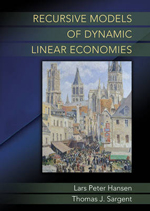 Recursive models of dynamic linear economies. 9780691042770