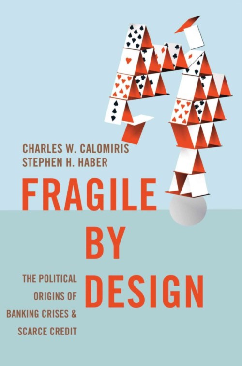 Fragile by design. 9780691155241