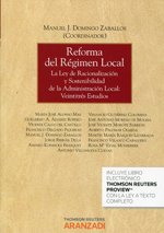 Reforma del Régimen Local. 9788490593165