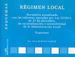 Régimen local. 9788490319697
