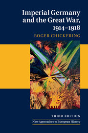 Imperial Germany and the Great War, 1914-1918. 9781107691520