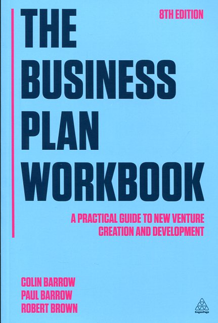 The business plan workbook. 9780749472832