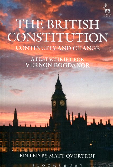 The british Constitution. 9781849469883