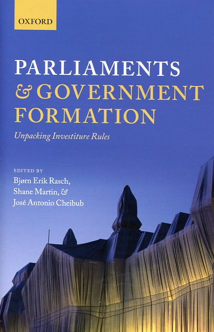 Parliaments and government formation. 9780198747017