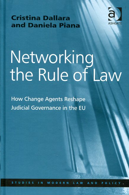 Networking the rule of Law. 9781409433057