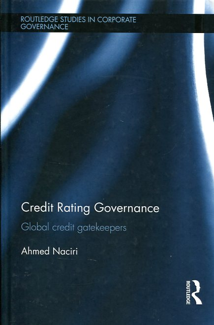 Credit rating governance. 9781138796546