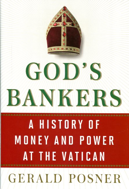 God's bankers. 9781416576570