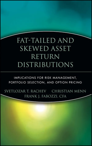 Fat-tailed and skewed asset return distributions