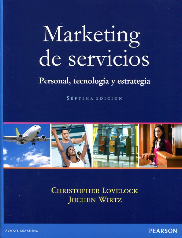 Marketing de servicios. 9786073229326