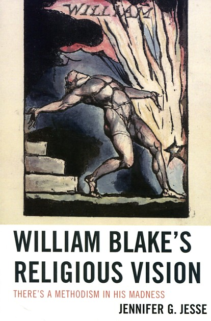 William Blake's religious vision. 9781498511780