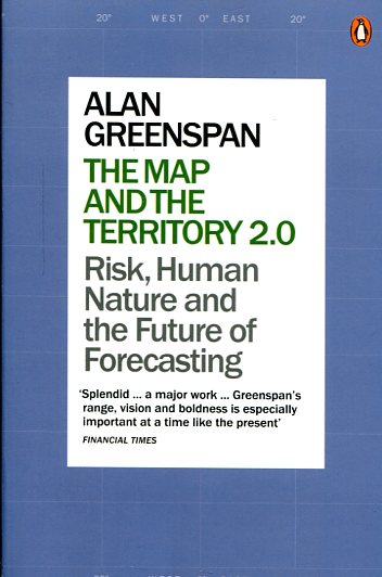 The Map and the territory 2.0. 9780141978130
