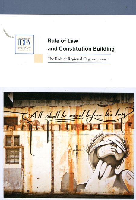 Rule of law and constitution building. 9789187729638