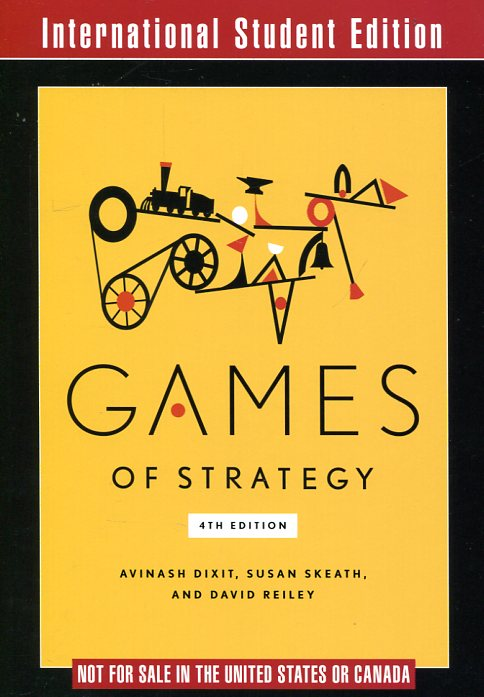 Games of strategy. 9780393920758