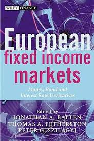 European fixed income markets. 9780470850534