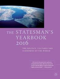The Statesman's Yearbook 2016. 9781137439987