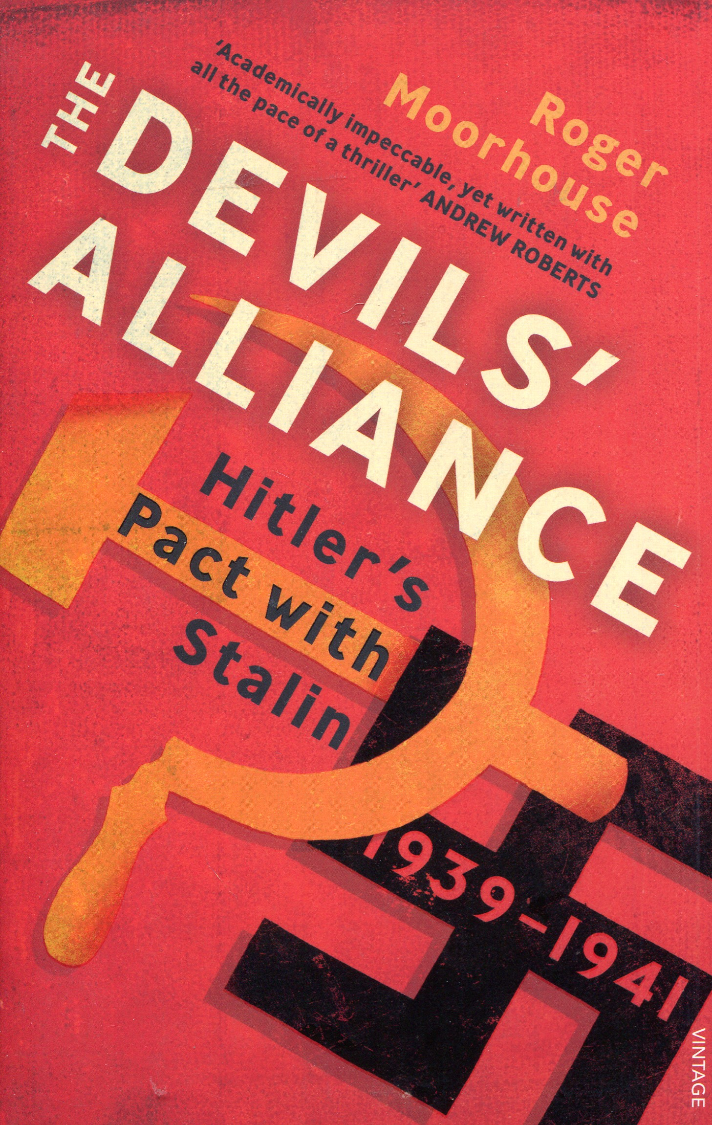 The devil's alliance. 9780099571896