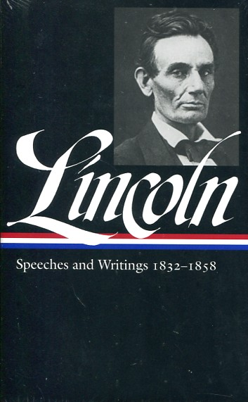 Speeches and writting, 1832-1858. 9780940450431