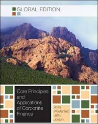 Core principles and applications of corporate finance. 9780071221160