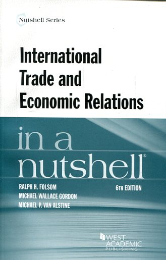 International trade and economic relations. 9781634599108