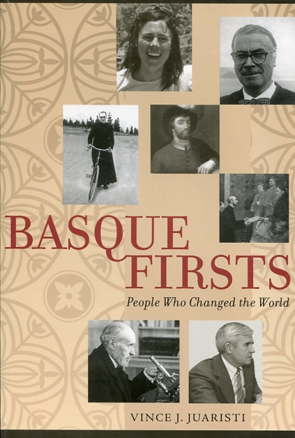 Basque firsts. 9781943859207