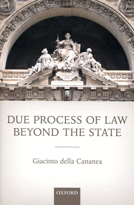 Due process of Law beyond the State. 9780198788386