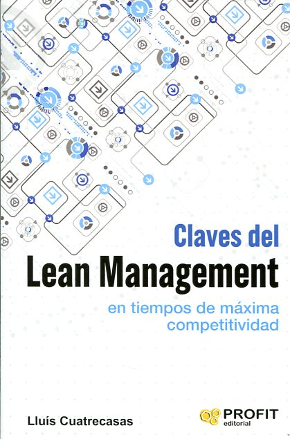 Claves del lean management. 9788416583034