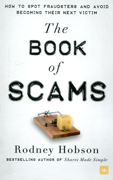 The book of scams. 9780857194862