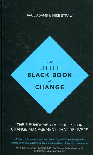The little black book of change. 9781119209317