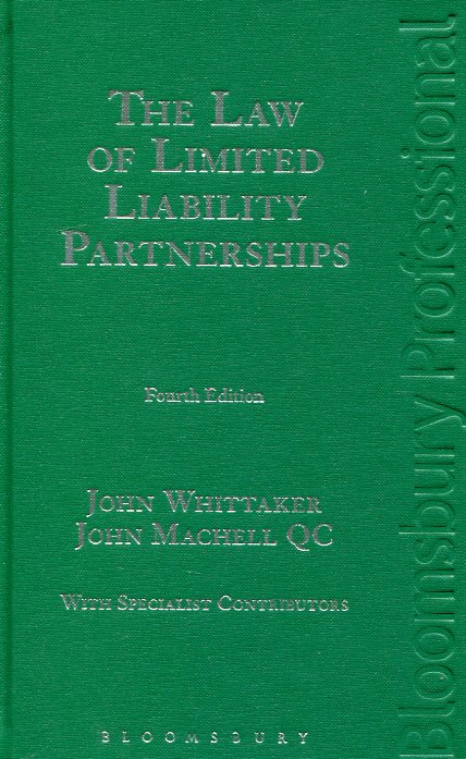 The Law of limited liability partnerships. 9781784510763
