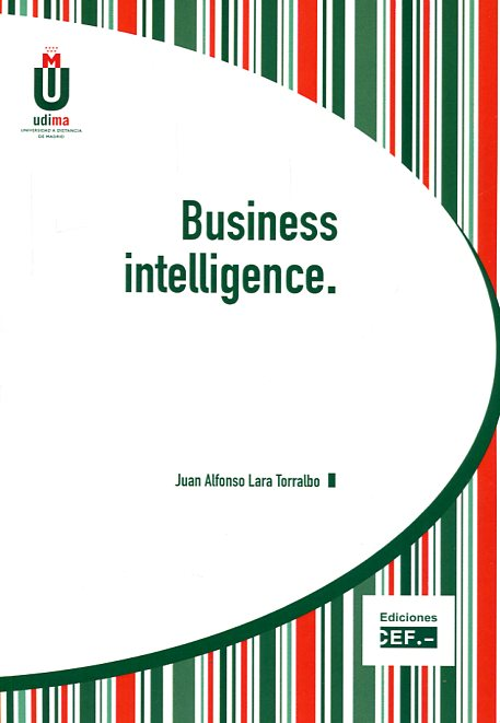 Business intelligence. 9788445432020