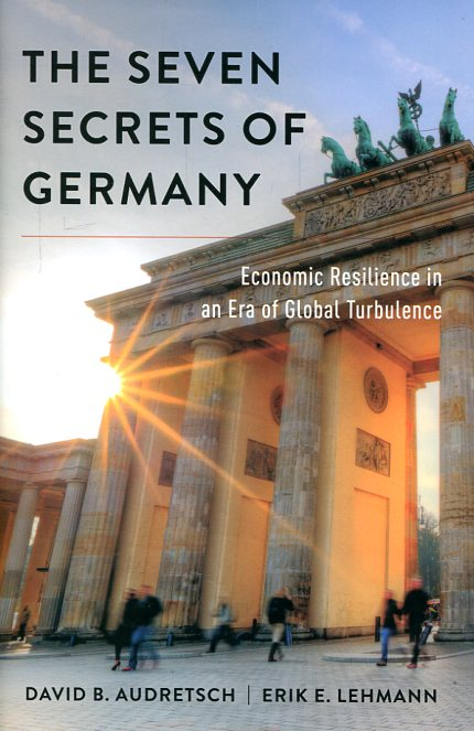 The seven secrets of Germany. 9780190258696