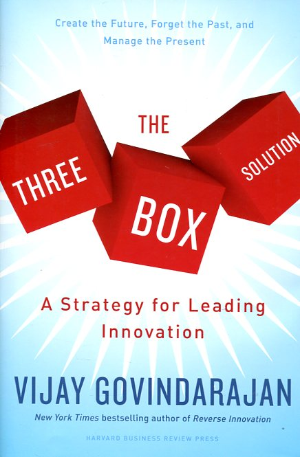 The three box solution. 9781633690141