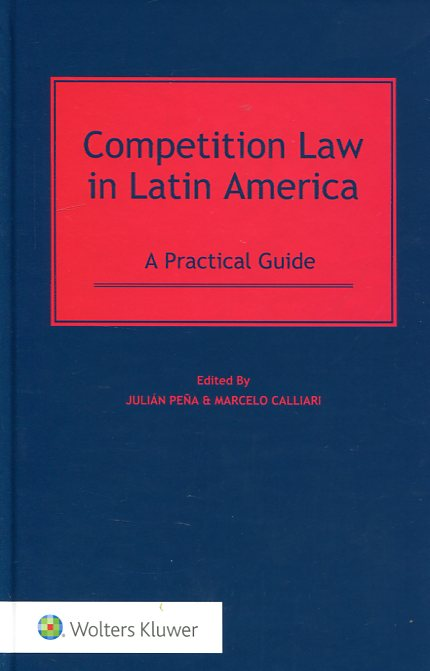 Competition Law in Latin America. 9789041149770