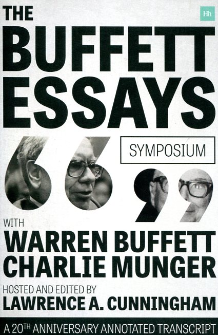 The Buffett essays symposium. 9780857195388