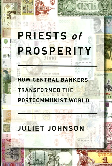 Priests of prosperity. 9781501700224