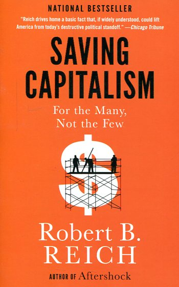Saving capitalism. 9780345806222