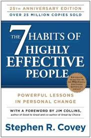 The 7 habits of highly effective people. 9781451639612