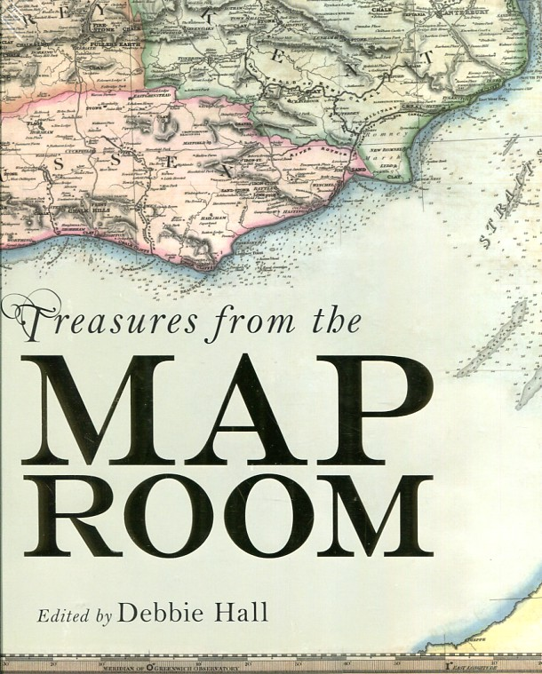 Treasures from the map room. 9781851242504