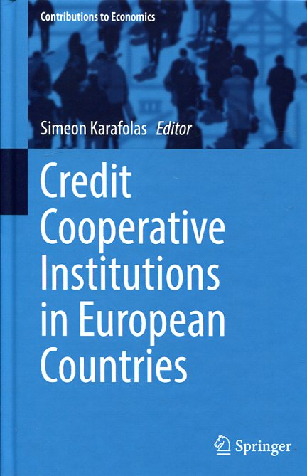 Credit cooperative institutions in europena countries. 9783319287836