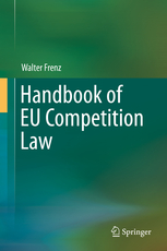Handbook of EU Competition Law. 9783662485910