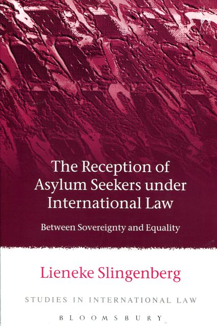 The reception of asylum seekers under international Law. 9781509909254