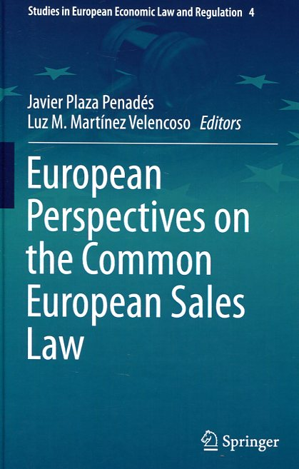 European perspectives on the Common European sales Law. 9783319104966