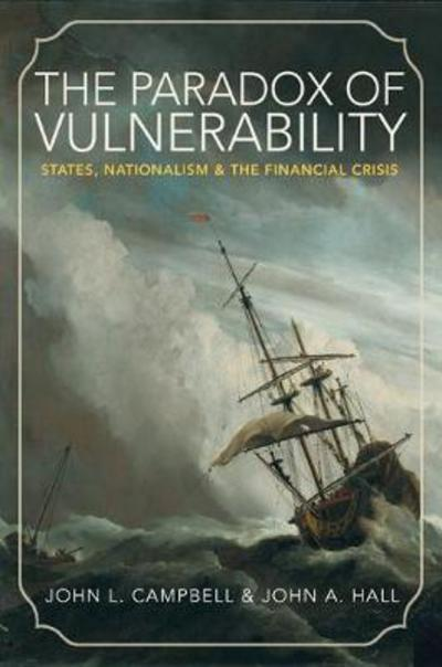 The paradox of vulnerability. 9780691163253