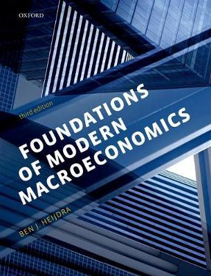 Foundations of modern macroeconomics. 9780198784135