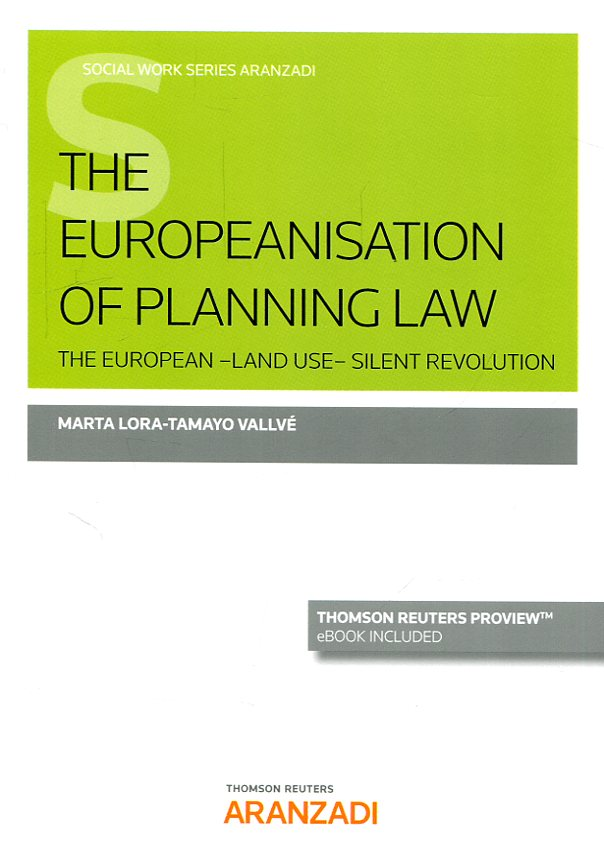 The Europeanisation of planning Law