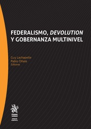 Federalismo, devolution y gobernanza multinivel