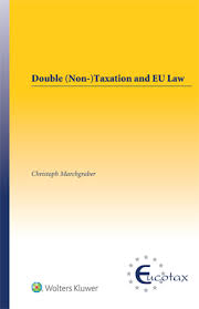 Double (Non-) taxation and EU Law. 9789041194107