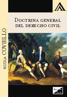 Doctrina General del Derecho Civil. 9789567799923