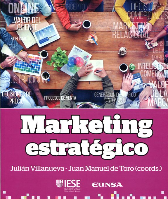 Marketing estratégico. 9788431331672