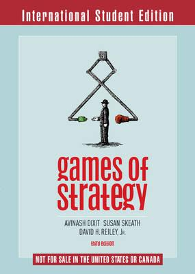 Games of strategy. 9780393117516